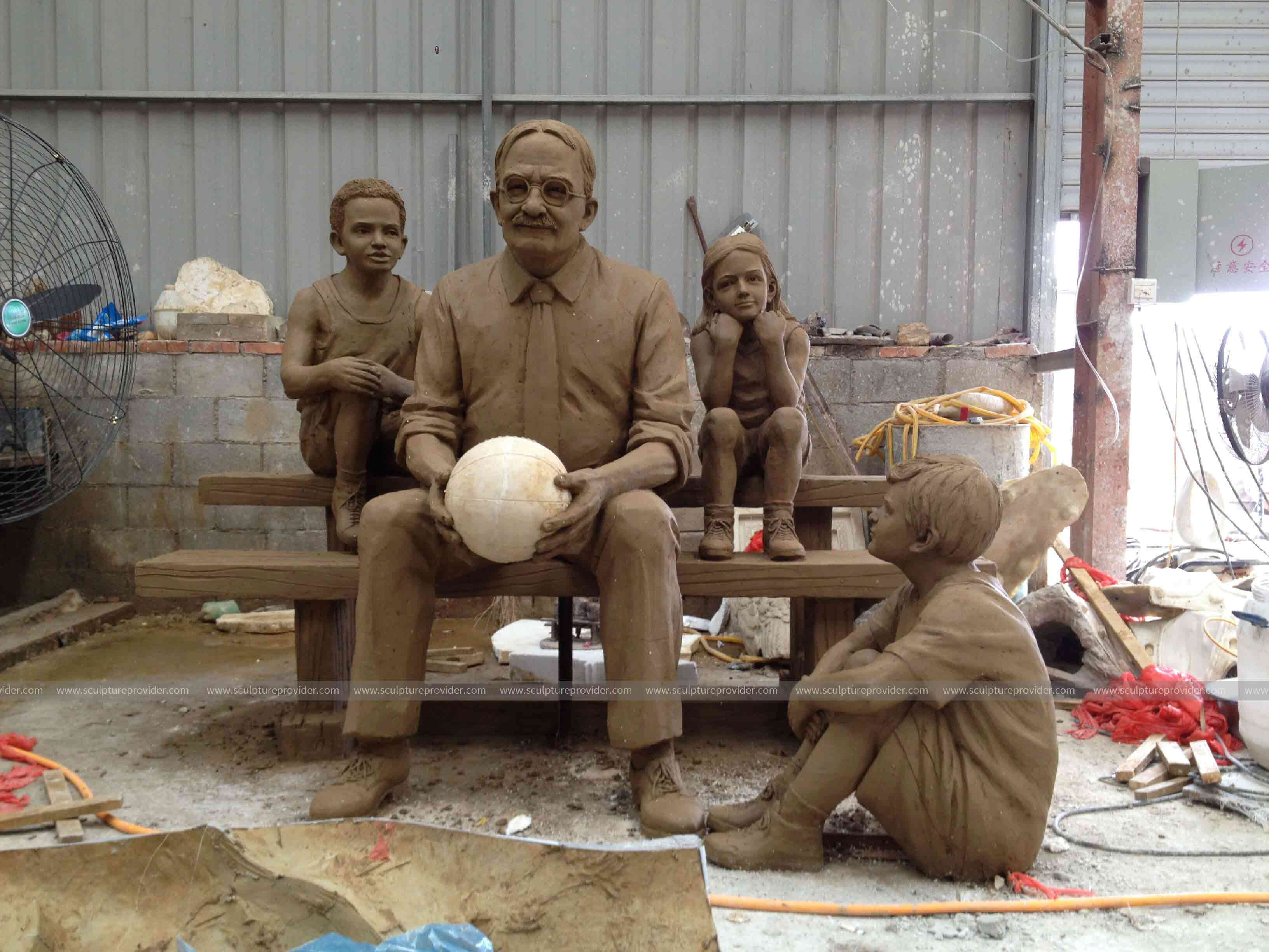 sculpture foundry